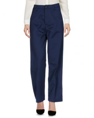 Повседневные брюки CARHARTT. Цвет: темно-синий