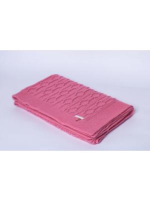 Плед детский Farfalla. Цвет: розовый