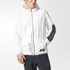 Ветровка Promo NMD  Originals adidas. Цвет: белый