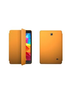 Чехол-книжка Tim для Samsung Galaxy Tab 4 7.0. Золотой With Love. Moscow. Цвет: золотистый