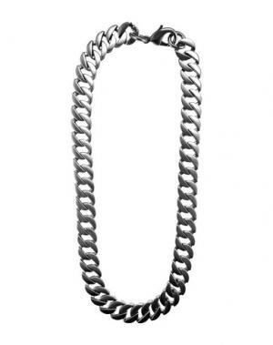 Ожерелье GOGO PHILIP. Цвет: серебристый