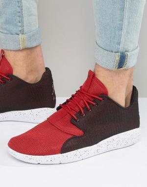 Jordan Красные кроссовки Nike Air Eclipse 724010-604. Цвет: красный
