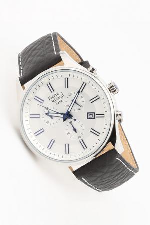 Наручные часы PIERRE RICAUD. Цвет: серебряный