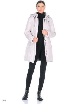 Пальто ONERVA Maritta. Цвет: светло-бежевый