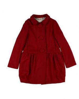Пальто I PINCO PALLINO I&S CAVALLERI. Цвет: красный