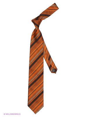 Галстук UNGARO. Цвет: коричневый