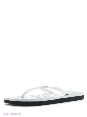 Туфли для купания женские из ЭВА композиции BRIS. Цвет: черный
