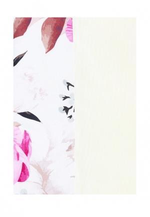 Комплект штор ТОМДОМ. Цвет: бежевый