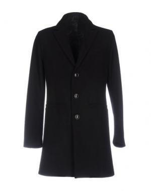 Пальто ..,BEAUCOUP. Цвет: черный
