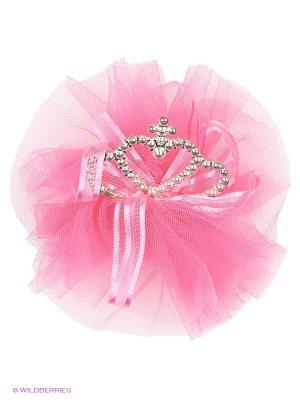 Заколка для волос Modis. Цвет: лиловый, бледно-розовый, розовый