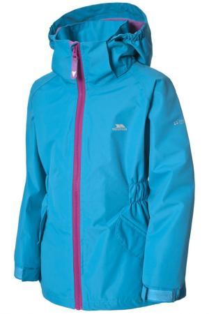 Спортивная куртка Trespass. Цвет: blue