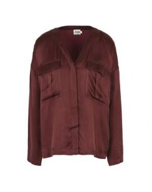 Pубашка TWIST & TANGO. Цвет: красно-коричневый