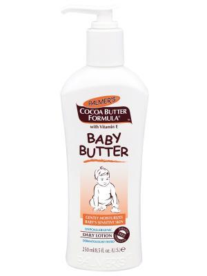 Лосьон для тела детский с маслом какао и алоэ 250 мл Palmer's. Цвет: белый