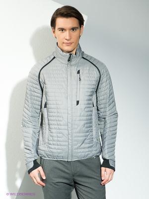 Куртка Jimoto HUGO BOSS. Цвет: серый