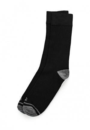 Комплект носков 2 пары United Colors of Benetton. Цвет: черный