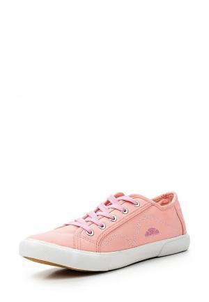 Кеды Ellesse. Цвет: розовый
