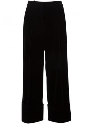 Leo trousers Racil. Цвет: чёрный