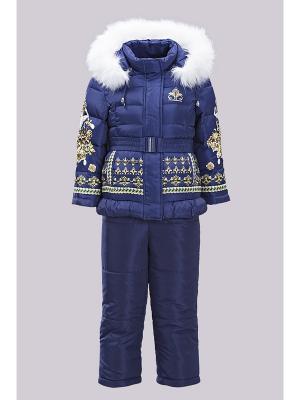 Комплект одежды Steen Age. Цвет: синий