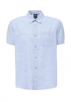 Рубашка Trespass. Цвет: голубой