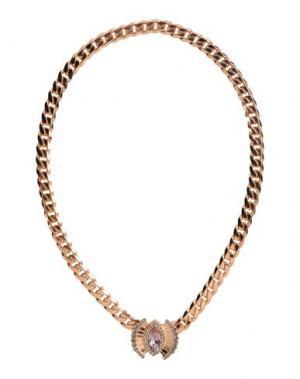 Ожерелье CA&LOU. Цвет: медный