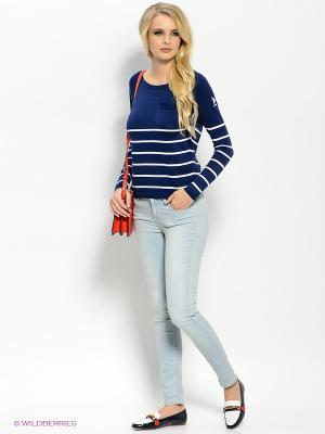Джинсы U.S. Polo Assn.. Цвет: голубой