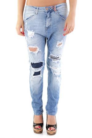 Jeans 525. Цвет: light blue