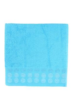 Полотенце махровое, 70х140 см BRIELLE. Цвет: синий