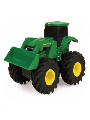 Трактор реверсивный Monster Treads TOMY.. Цвет: золотистый, зеленый, черный