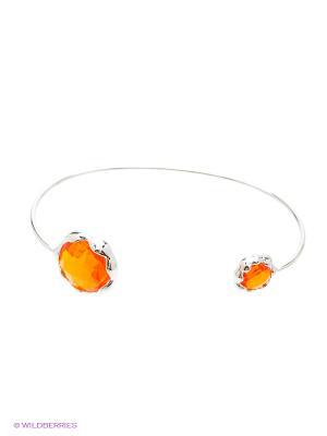 Браслет Lastoria. Цвет: оранжевый