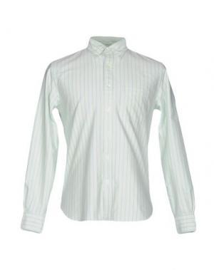 Pубашка BROOKS BROTHERS. Цвет: светло-зеленый