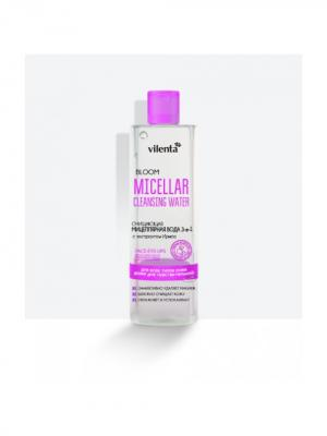 Мицеллярная вода для снятия макияжа BLOOM, 200 мл Vilenta. Цвет: прозрачный