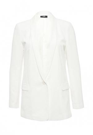 Пиджак Wallis. Цвет: белый