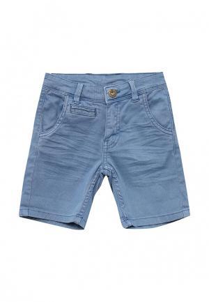 Шорты джинсовые Blukids. Цвет: голубой