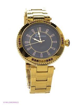 Часы наручные Galliano. Цвет: золотистый