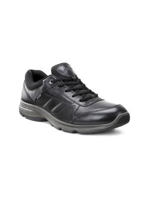 Спортивные ботинки ECCO. Цвет: черный