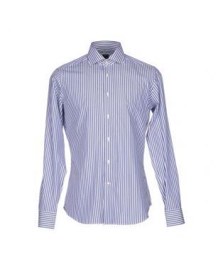 Pубашка MASTAI FERRETTI. Цвет: синий