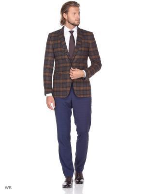 Пиджак PELEGRINNI. Цвет: терракотовый