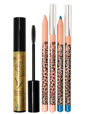 Набор декоративной косметики YZ (yllozure):тушь+контур для глаз 2 шт ИЛЛОЗУР 9313Y