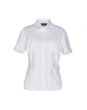 Pубашка JO NO FUI. Цвет: белый
