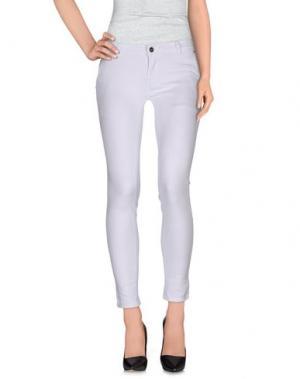 Повседневные брюки MAGILLA. Цвет: белый