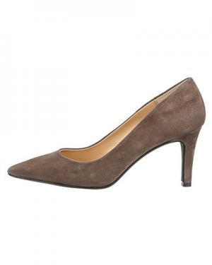 Туфли Pavement. Цвет: коричневый