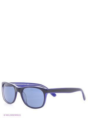 Очки солнцезащитные BB 583 03 United Colors of Benetton. Цвет: фиолетовый