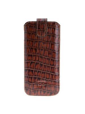 Чехол бампер Samsung Galaxy S8 Plus Bouletta. Цвет: коричневый