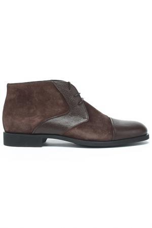Ботинки Moreschi. Цвет: коричневый