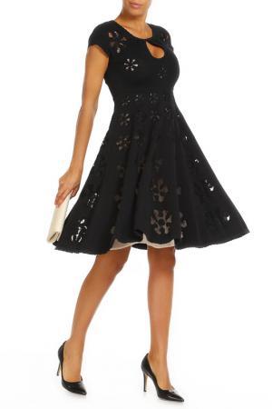 Платье 2 предм. Malandrino. Цвет: черный