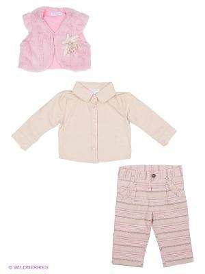 Комплект Baby Rose. Цвет: розовый
