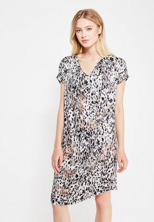 Платье Gas. Цвет: серый