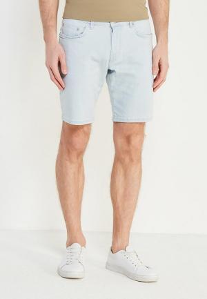 Шорты джинсовые Lacoste. Цвет: голубой