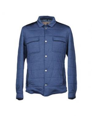 Куртка SEALUP. Цвет: грифельно-синий