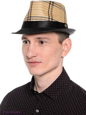 Шляпа FOMAS. Цвет: бежевый, черный